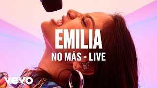 Emilia - No Más (Live | Vevo DSCVR)