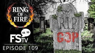 Ring Of Fire On Free Speech Tv | Episode 109 - Gop Voter Base Dying Off