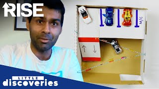 Karun Chandhok | Cardboard Garage | Little Discoveries