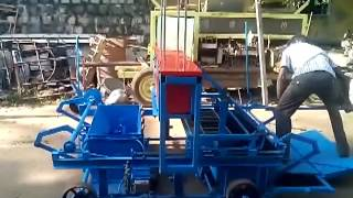 new model brick machine