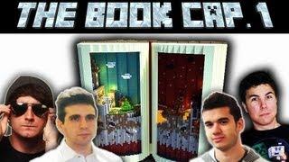 The Book serie Vegetta777,LuzuVlogs,ByStaxx y TheWillyRex