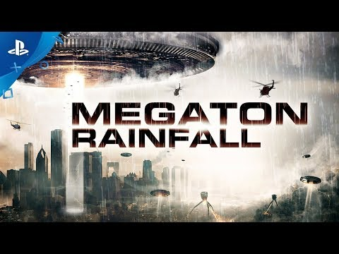 Megaton Rainfall – Launch Trailer | PS4