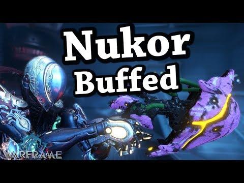 Warframe Nukor Build