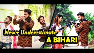 Never UnderEstimate a Bihari || with a unexpected twist || The Ra.one of City