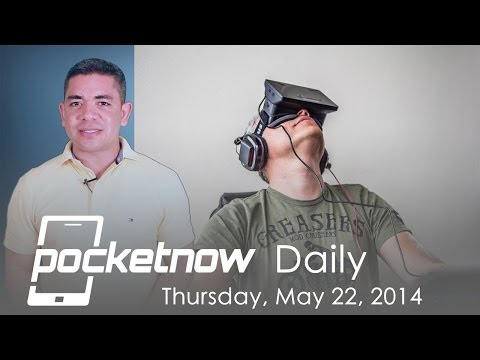 Samsung VR Headset, iOS 7.1.2 rumor, Amazon deals & more - Pocketnow Daily