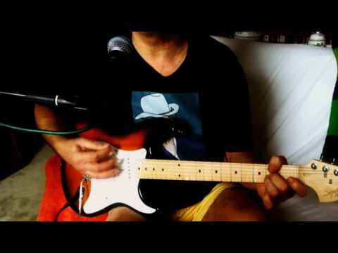 Mr. Tambourine Man ~ Bob Dylan - The Byrds ~ Cover w/ Squier Strat Affinity & BT