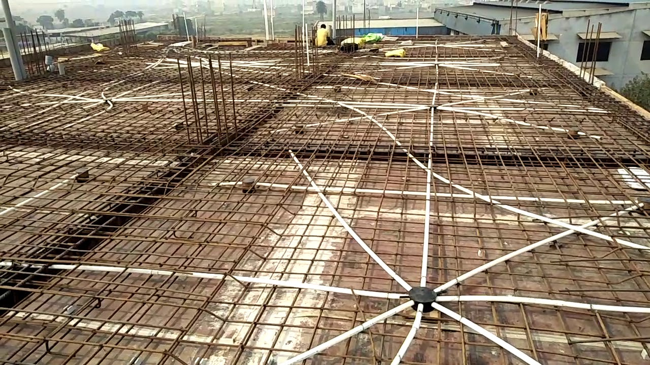 Electric Pipe Slab Roof 2 Youtube