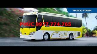 Xe khách 39 chỗ Thaco TB95S, xe Town 39 chỗ bầu hơi, xe 39 chỗ Thaco Trường Hải, giá bán xe 39 chỗ