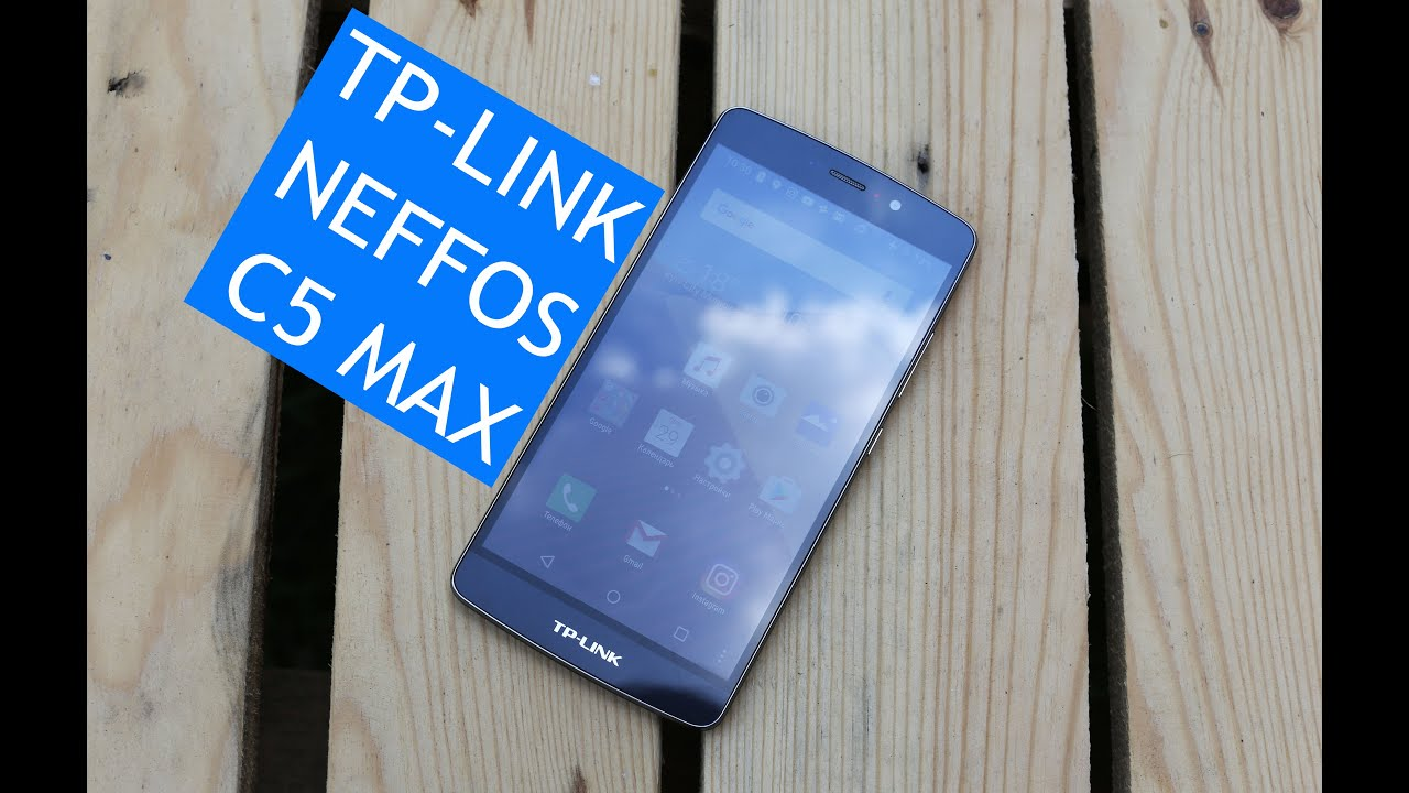 Смартфон Neffos C5 (TP701A24RU) Grey MediaTek MT6735P/2 Гб/16 Гб/5