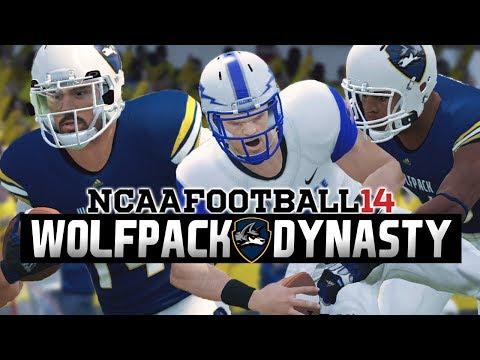 NCAA Football 14 - Illinois Tech Dynasty Ep. 29 - Week 10 vs. #23 Air Force [Season 2]