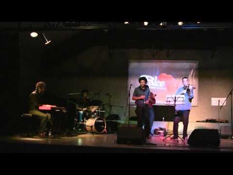 "António Barbosa - ""Angola Angola"" ao vivo no Paradise Garage 25.07.2012"