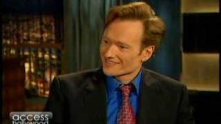 Q&A with Conan O'Brien and Andy Richter | Access Hollywood