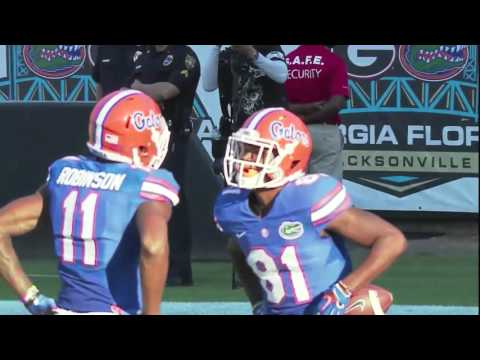 2015: Florida Gators Vs. Georgia Bulldogs