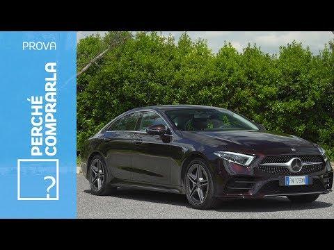 Mercedes CLS (2018) | Perché comprarla... e perché no