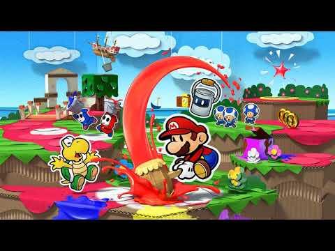 Klagmar's Top VGM #2,704 - Paper Mario: Color Splash - Blackout