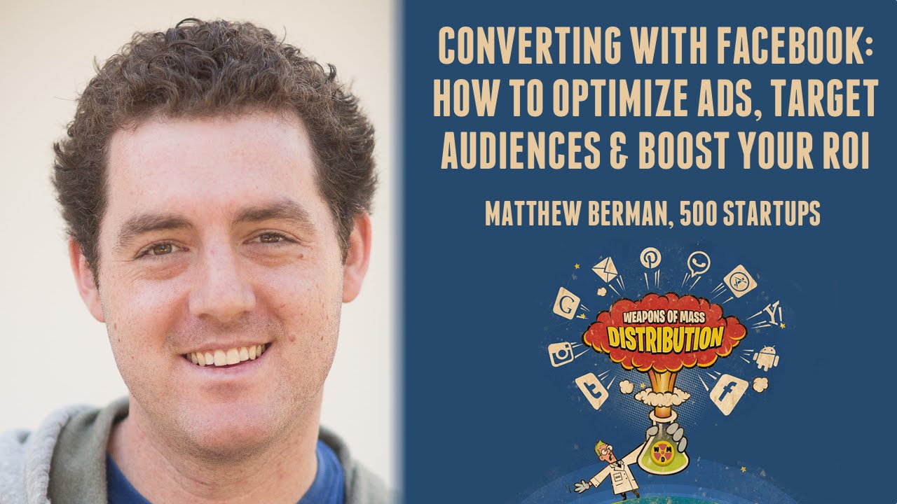 Converting with Facebook: How to Optimize Ads, Target Audiences & Boost Your ROI