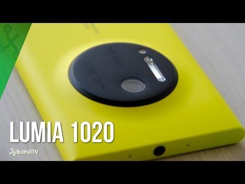 Nokia Lumia 1020, análisis
