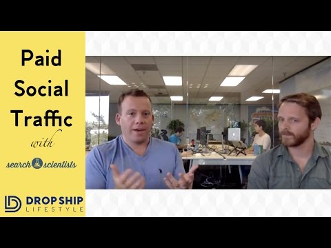 Social Traffic Strategy Chat with Search Scientist Michael Erickson