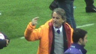 İstifa Tezahüratlarına Mancini'nin Tepkisi