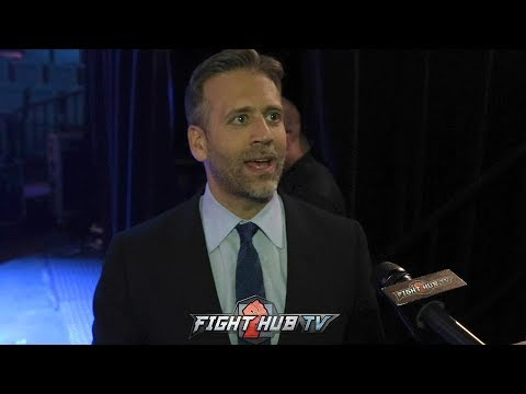 MAX KELLERMAN SAYS ANTHONY JOSHUA MUST LIMIT EXCHANGES W/ANDY RUIZ JR. IN REMATCH