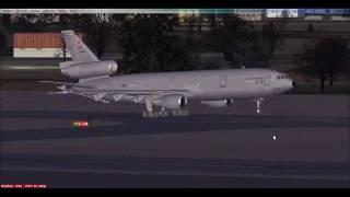 Microsoft Flight Simulator X Aterrizaje Perfecto en Palma de Mallorca