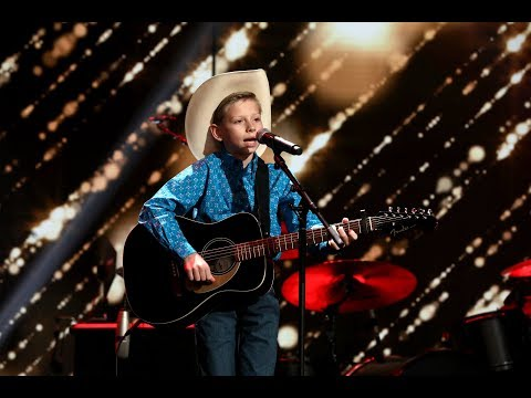 Mason Ramsey Performs Hey Good Lookin