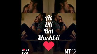 Video Aa Bhi Jao...♡...Ae Dil Hai Mushkil...♡...WhatsApp Status Video download MP3, 3GP, MP4, WEBM, AVI, FLV Agustus 2018