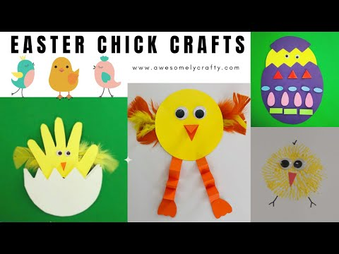 5-easy-chick-crafts-for-kids---easy-easter-paper-craft-ideas-for-kids