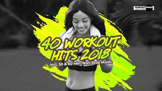 Workout Hits Session 2018 - 60 min (128 bpm/32 count)