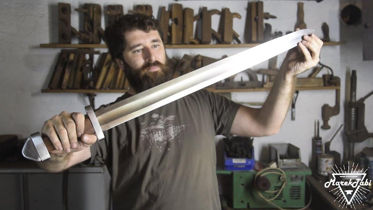 Forging Historic Viking Sword