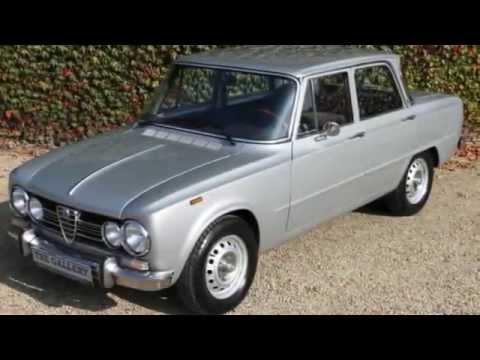 Alfa Romeo Giulia Super YouTube - Alfa romeo giulia 1972