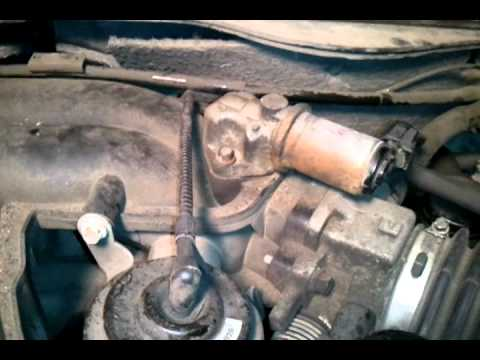 Idle Air Control Valve Replacement  YouTube