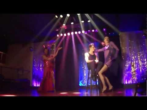 Tracy Trash, Dream & moi au Cabaret MADO à Montréal !!!