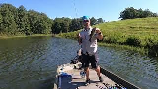 September Fishing on Abel Lake