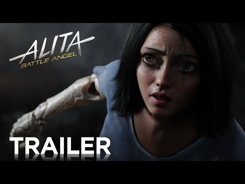 Alita : Battle Angel Official Trailer (HD) ll 20th Century Fox ll December
