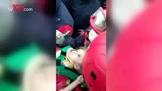 Mucize! Elif bebek 65 saat sonra enkazdan kurtarıldı!