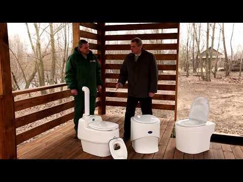 Безводные биотуалеты - обзор, преимущества, выгоды эксплуатации