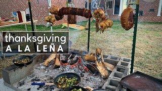 Dia de Accion de Gracias a la lena La Capital