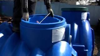 Колодцы полиэтиленовые, колодец канализационный(, 2011-12-03T16:23:02.000Z)