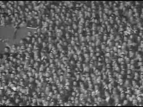 Toshack and the Kop in the 70/71 Anfield derby