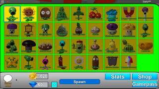 Roblox Plants Vs Zombies Battle Grounds Codes