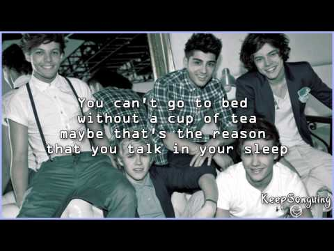 ♪ One Direction | Little Things [Lyrics + Download]