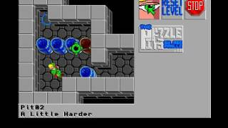 puzzle pits 2 for Amiga