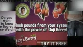 Goji Berry Advance Weight Loss Review | Goji Berry Weight Loss and Health Benefits ★Get FREE bottle★