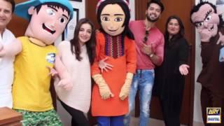 Fahad Mustafa talks about 3 Bahadur - ARY Films