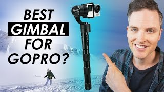Best Gimbal for GoPro? EVO GP-PRO Gimbal Stabilizer Review