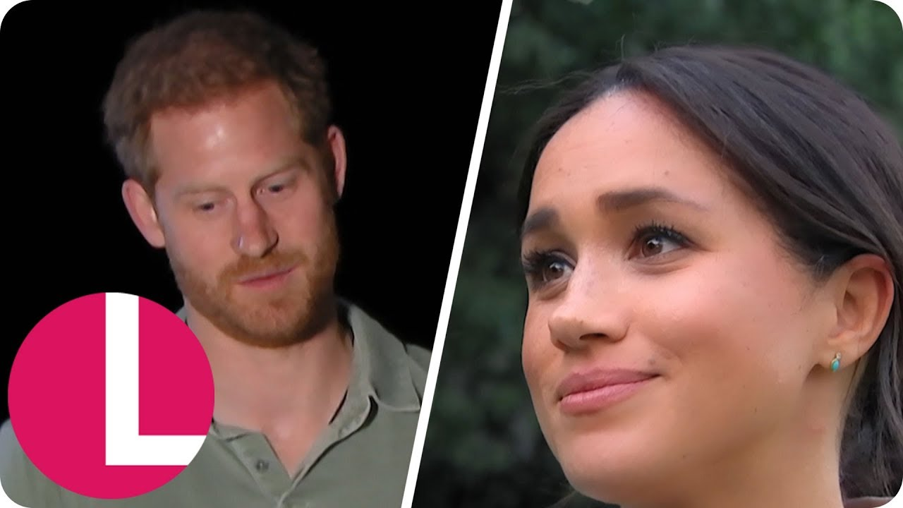 'It's Hard': Prince Harry and Meghan Speak of Strain of Royal Life