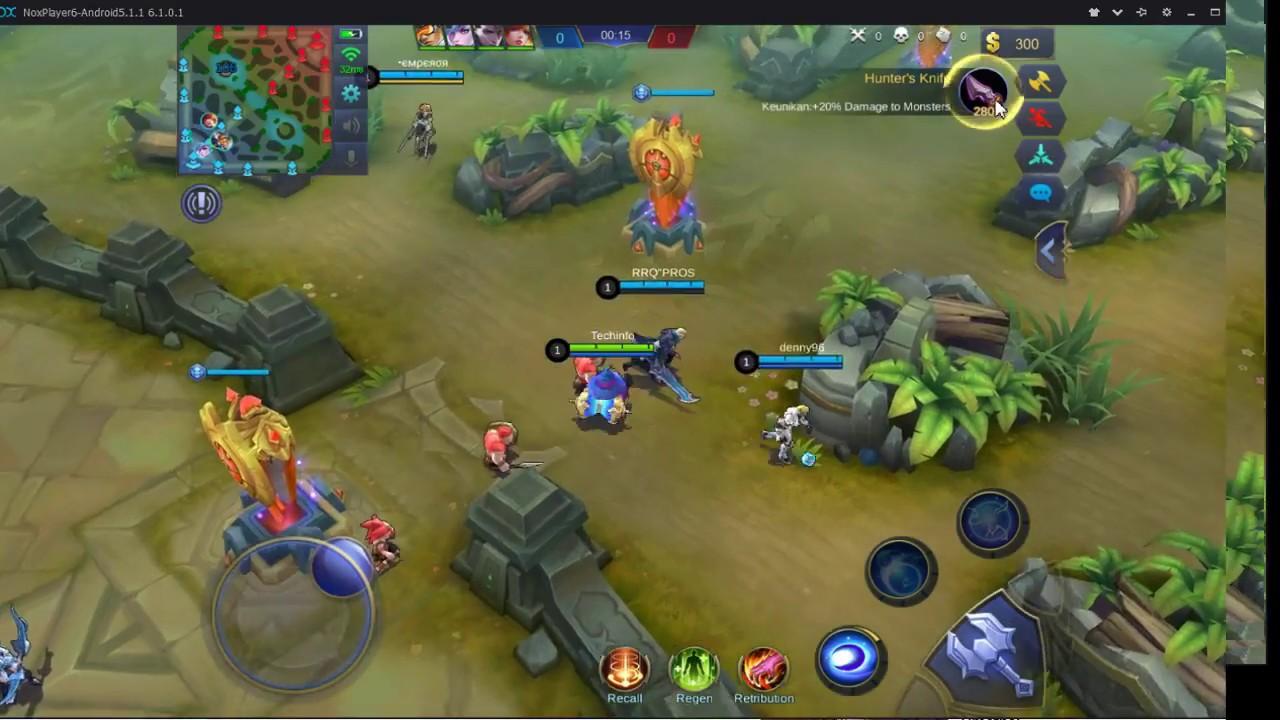 8100 Koleksi Gambar Hero Mobile Legends Nox HD