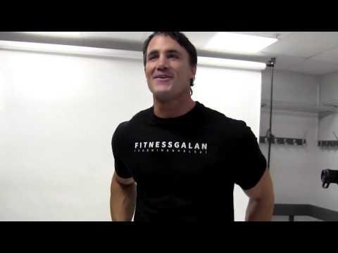 Greg Plitt interview Iron Man Magazine Sweden