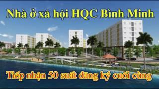 Bán Nhà ở xã hội HQC Bình Minh, Vĩnh Long (46triệu~20%), góp 1.2tr/tháng - Ngay chân cầu Cần Thơ